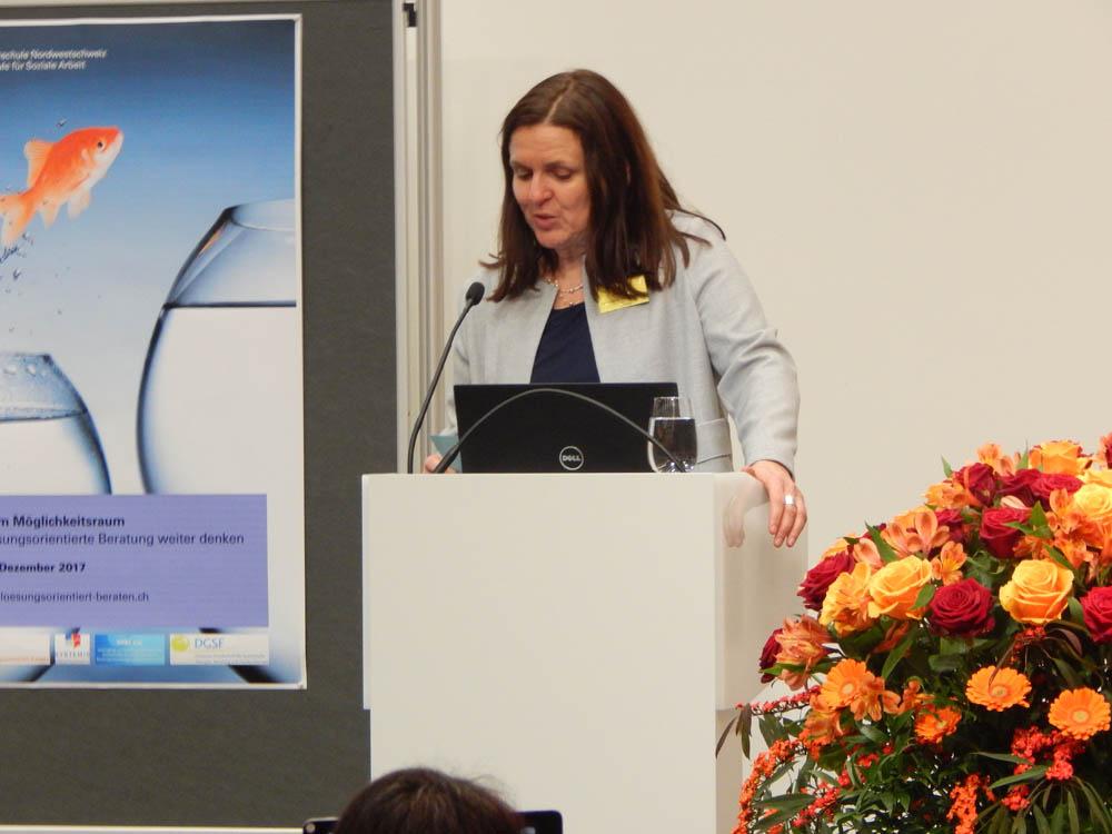 Begruessung Tagungsleitung Martina Hoermann