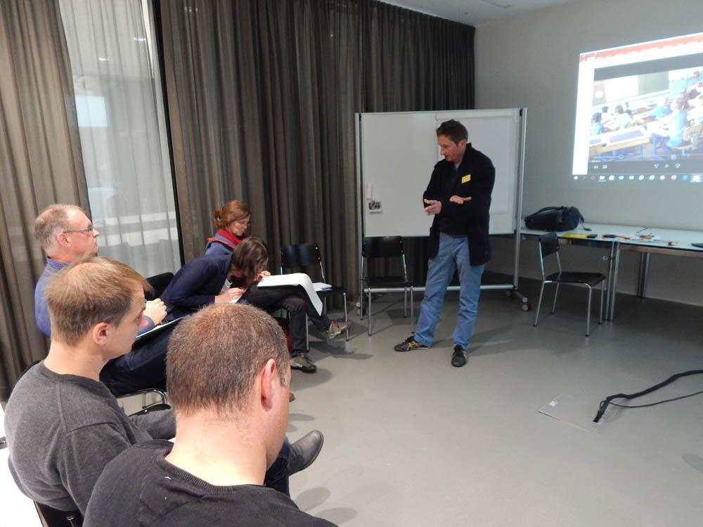 Workshop Grindat